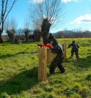 Gran Paintball Madrid Niños