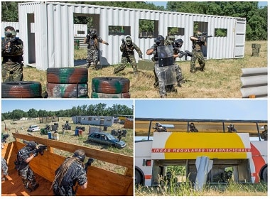 Paintball madrid barato